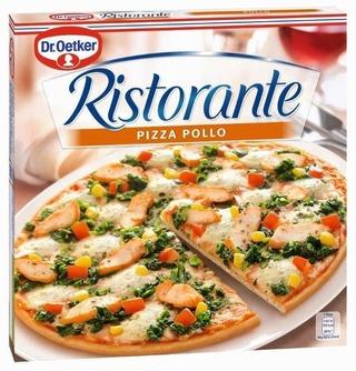 Dr. Oetker Ristorante Pollo Pakastepizza 355 G