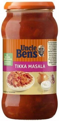 Uncle Ben's Tikka Masala Ateriakastike 450G