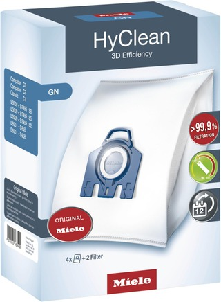Miele Pölypussi Gn Hyclean 3D