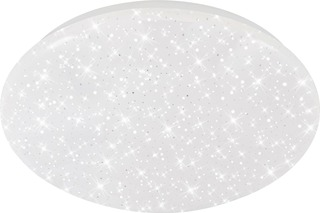 Prisma Starry LED-plafondi 29cm