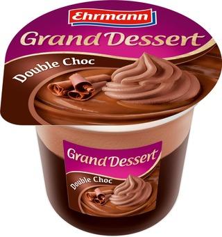 Grand Dessert Tuplasuklaa 190 G
