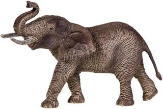 Schleich Afrikan Elefantti Uros Figuuri