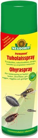 Neudorff 500ml tuholaisspray Permanent