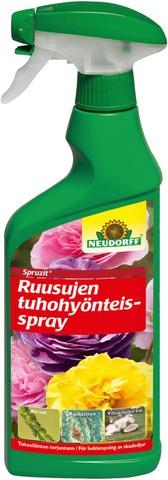 Spruzit Ruusujen Tuhohyönteisspray 500 ml, heti käyttövalmis