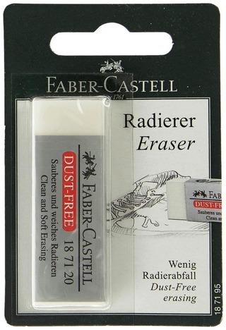 Faber-Castell Pölyämätön Pyyhekumi