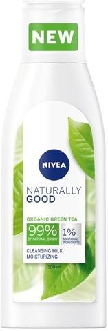 Nivea 200Ml Naturally Good Cleansing Milk -Puhdistusemulsio