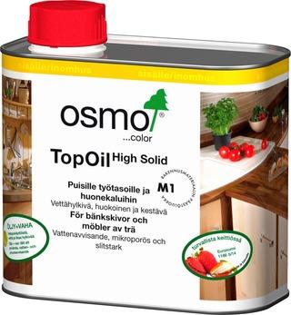 Osmo Color Topoil 0,5L 3037 Valkoinen