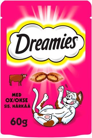 Dreamies Härkä 60g