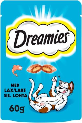 Dreamies Lohi 60g