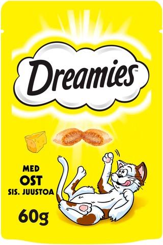 Dreamies Juusto 60g
