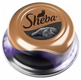 Sheba Luxuries Tonnikalafilettä & Katkarapuja 80 g