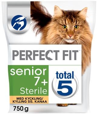 Perfect Fit Senior Sterile Kanaa 750g