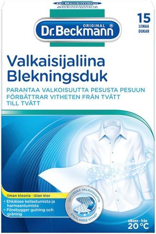 Dr Beckmann 15Kpl Valkaisijaliina