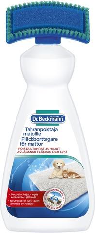 Dr Beckmann 650Ml Tahranpoistaja Matoille