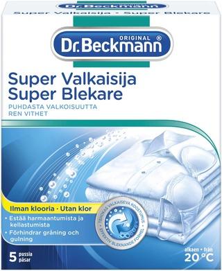 Dr Beckmann 5X40g Super Valkaisija