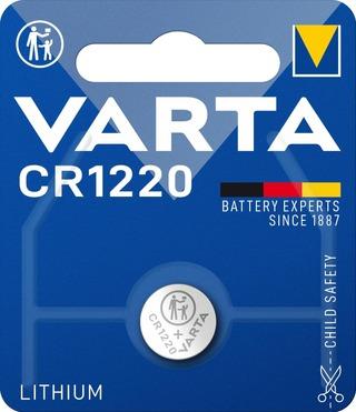 Varta Cr 1220 Litiumnappiparisto