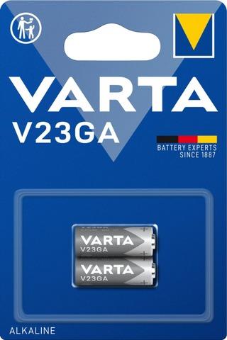 Varta Professional Electronics 2xV23GA alkaliparisto