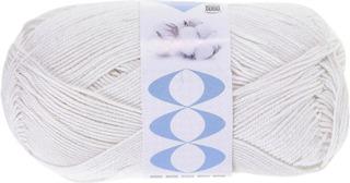 Prym neulelanka Perfect Cotton 100g luonnonvalkoinen