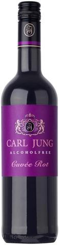 Carl Jung Red Cuvee Alkoholiton Punaviini 0,375L