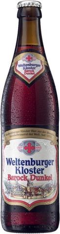 Weltenburger Kloster Barock Dunkel 50Cl Olut