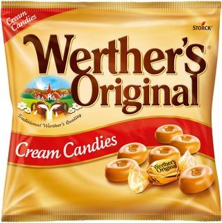 Werther´s Original 135g Cream Candies