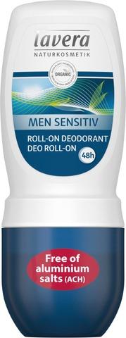 lavera Men Sensitiv Deodorant Roll-on 50ml