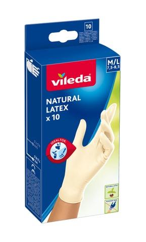 Vileda Multi Latex 10 Kertakäyttökäsine M/L