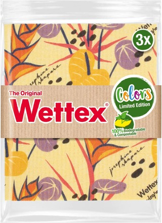 Wettex Art Collection 3 Kpl Sieniliina