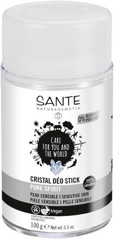 Sante Crystal Deo Stick Pure Spirit 100g