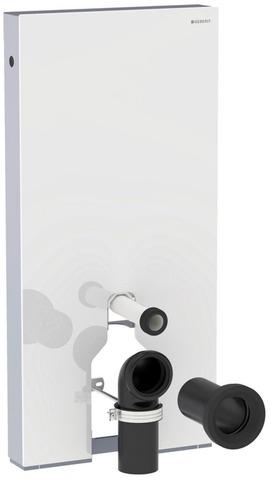 Geberit Monolith Back-To-Wall Wc-Istuimelle 1010 Valkoinen