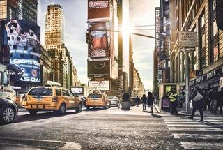 Studio Decor Valokuvatapetti 4-008 Times Square Xxl 368X248cm