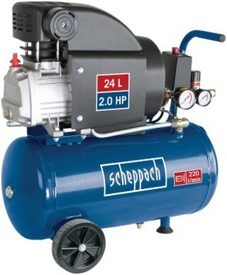 Scheppach Hc25 Kompressori