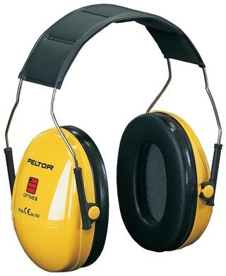 Peltor Optime 1A kuulosuojaimet