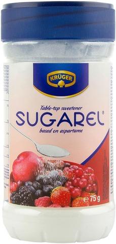 Krüger Sugarel 75G Aspartaamipohjainen Makeutusaine