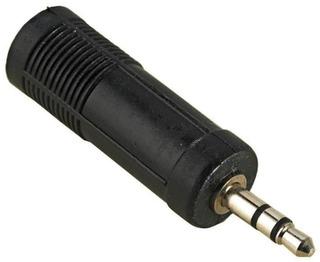 Hama Audiosovite 6,3Mm - 3,5Mm, Stereo