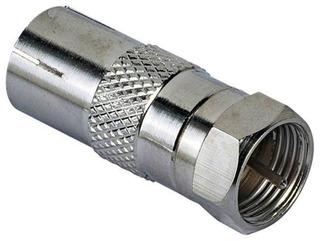 Hama Koaksiaalinen Sat-Sovite Naaras, Metalli