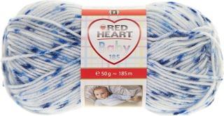 Red Heart neulelanka Baby 50g orion
