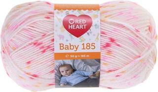 Red Heart neulelanka Baby 50g flamingo