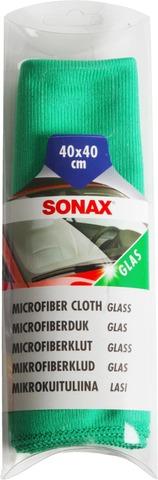 Sonax Mikrokuituliina Lasipinnoille 40X40cm