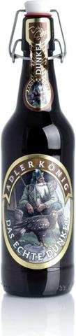 Höss Adler König Das Echte Dunkel 50Cl Plo Tumma Lager 4,7%