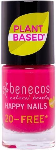 Benecos Happy Nails Nail Polish - Kynsilakka Oh La La! 5Ml