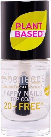 Benecos Happy Nails Nail Polish - Kynsilakka Crystal 5Ml