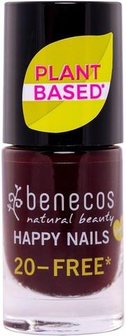 Benecos Happy Nails Nail Polish - Kynsilakka Vamp 5Ml
