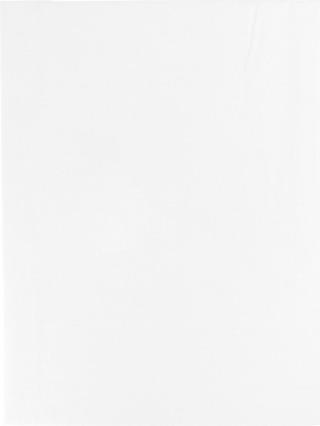 House Aluslakana 150X270cm Valkoinen