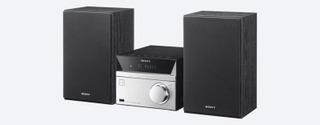 Sony Cmt-Sbt20 Hifisarja Bluetooth Musta