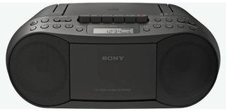 Sony Cfd-S70 Kasetti- Ja Cd-Soitin Fm-Radiolla