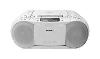 Sony Cfd-S70 Kasetti Ja Cd-Soitin Fm-Radiolla