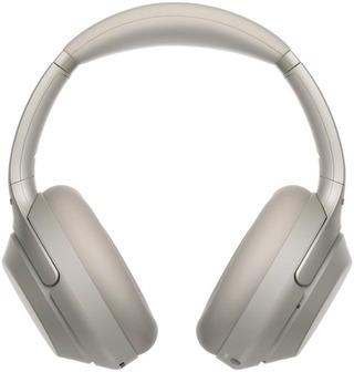 Sony Wh-1000Xm3s Bluetooth Kuulokkeet Hopea