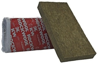 Rockwool Flexibatts Pehmeä Kivivilla Yleiseriste, Levykoko 150X1170x565mm, 2,64M2