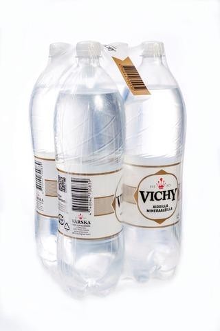 4X Värska Vichy 1,5L Pack Pet